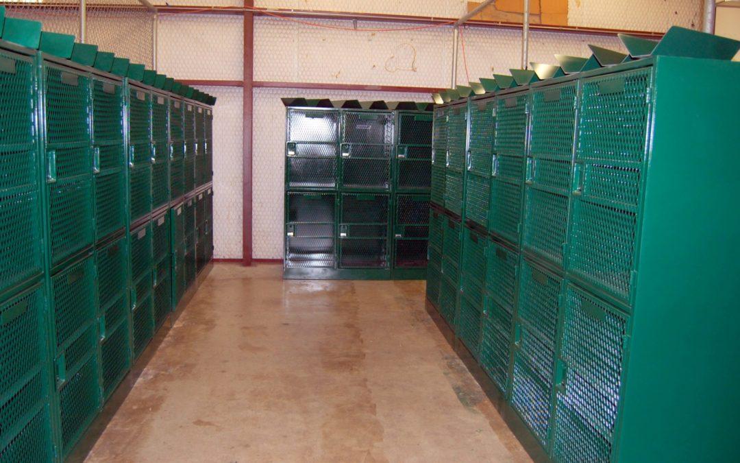 Cage 1 to 6-Door Multi-Tier (WC-Cage)